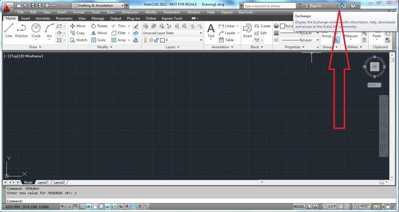 Autodesk_exchange_from_drawing screen