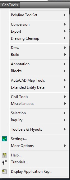 Geotools_categories