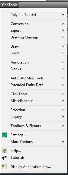 Geotools_categories