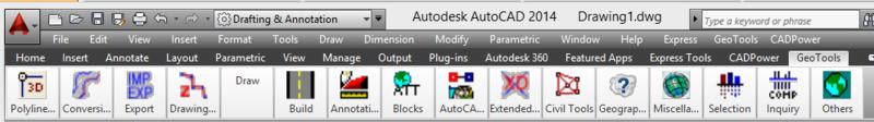 GeoTools_Ribbon_AutoCAD_2014