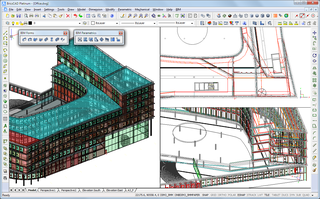 BricsCAD-BIMmodule-screenshot