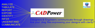 Cadpower_dwg_message