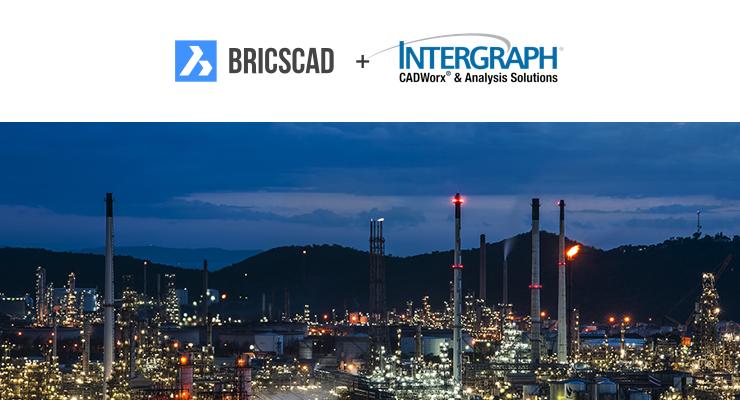 Intergraph-runs-on-BricsCAD-2